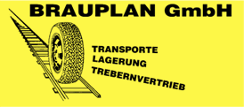 Logo: Brauplan Transport GmbH & Co.KG